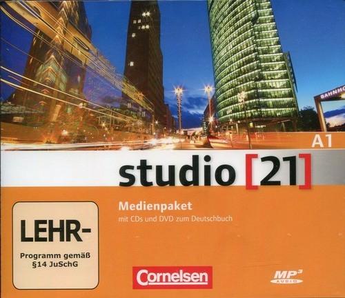 Studio 21 A1 Medienpaket CD+DVD