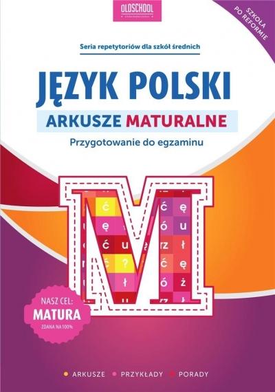 Język polski Arkusze maturalne Stolarczyk Sylwia