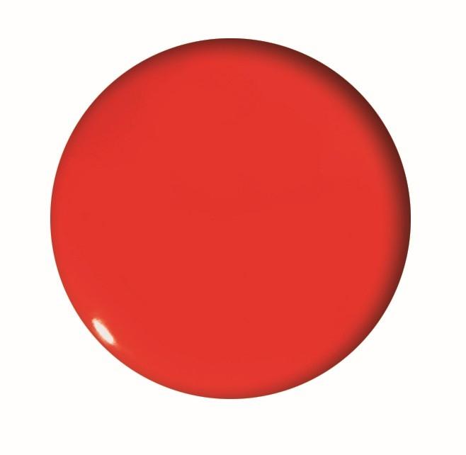 Magnesy do tablic czerwone 20mm/8szt. - gładkie (GM300-PC8)