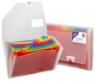 Teczka A4 Rainbow 13 Przekładek