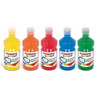 Farba tempera premium 500ml.granat.0500-33 old Happy Color