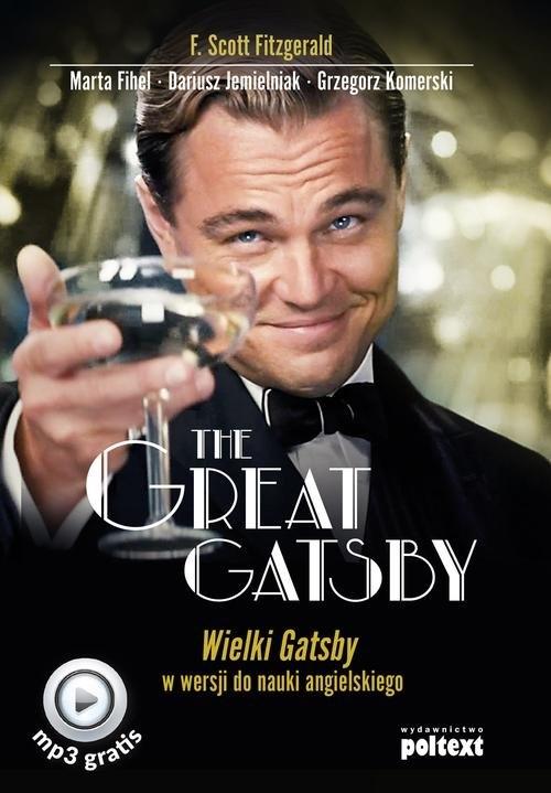 The Great Gatsby w wersji do nauki angielskiego Fitzgerald Francis Scott