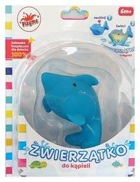 Zwierzątko do kąpieli ze światłem Delfin