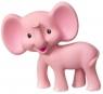 Gryzaczek - piszczałka Go Gaga - Słonik różowy