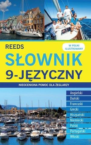 9-języczny podręczny słownik dla żeglarzy Opracowanie zbiorowe