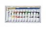 Farby akwarelowe E 1325 12 kolorów 5ml MARIES