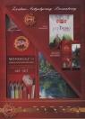 Zestaw artystyczny prezentowy kredki akwarelowe Mondeluz 24 kolory i blok