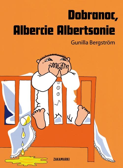 Dobranoc Albercie Albertsonie Bergstrom Gunilla