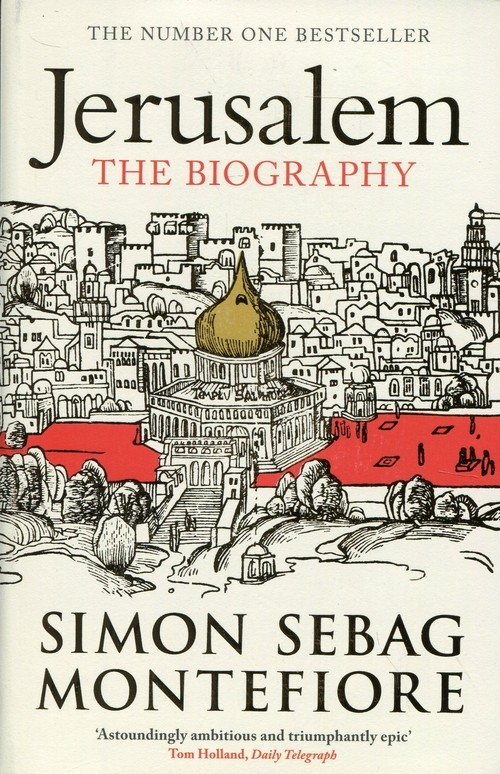 Jerusalem Montefiore Simon Sebag