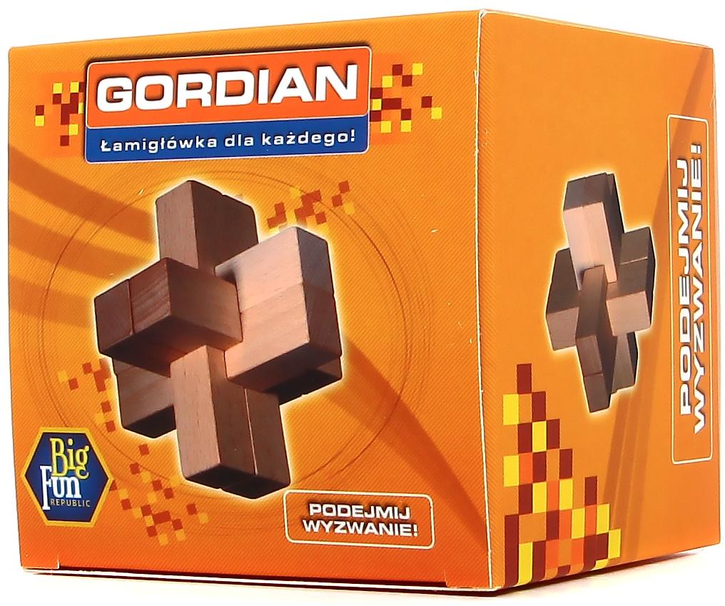 Łamigłówka dla każdego - Gordian