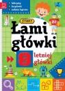Łamigłówki 8-letniej główki Labirynty krzyżówki zadania logiczne
