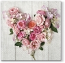 Serwetki Rose Heart  SDL091100