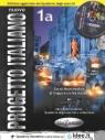Nuovo Progetto Italiano 1A Podręcznik + ćwiczenia (w jednym tomie) + płyta DVD + płyta CD