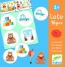 Gra edukacyjna Loto Market (DJ08125)