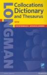 Longman Collocations Dicionary and Thesaurus + online code