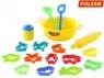 Dziecięcy zestaw naczyń do pieczenia 18 elementów (62253)