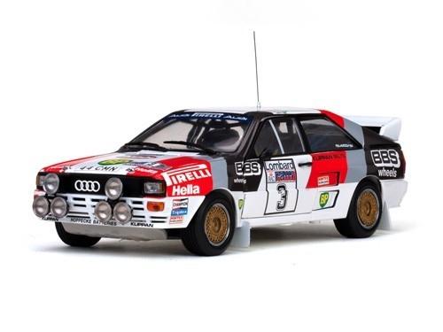 SUN STAR Audi Quattro A2 #3 S. Blomqvist