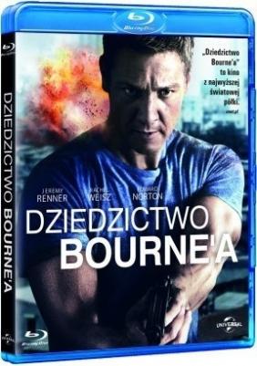 Dziedzictwo Bourne`a (Blu-ray)