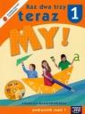 Raz dwa trzy teraz My 1 Podręcznik z płytą CD Część 1 edukacja Czesuch Jolanta, Doroszuk Stenia, Gawryszewska Joanna