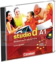 Studio d A1 CD-ROM dla ucznia Hermann Funk