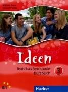 Ideen 3 GIM Podręcznik. Język niemiecki Wielfried Krenn, Herbert Puchta