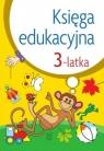 Księga edukacyjna 3-latka