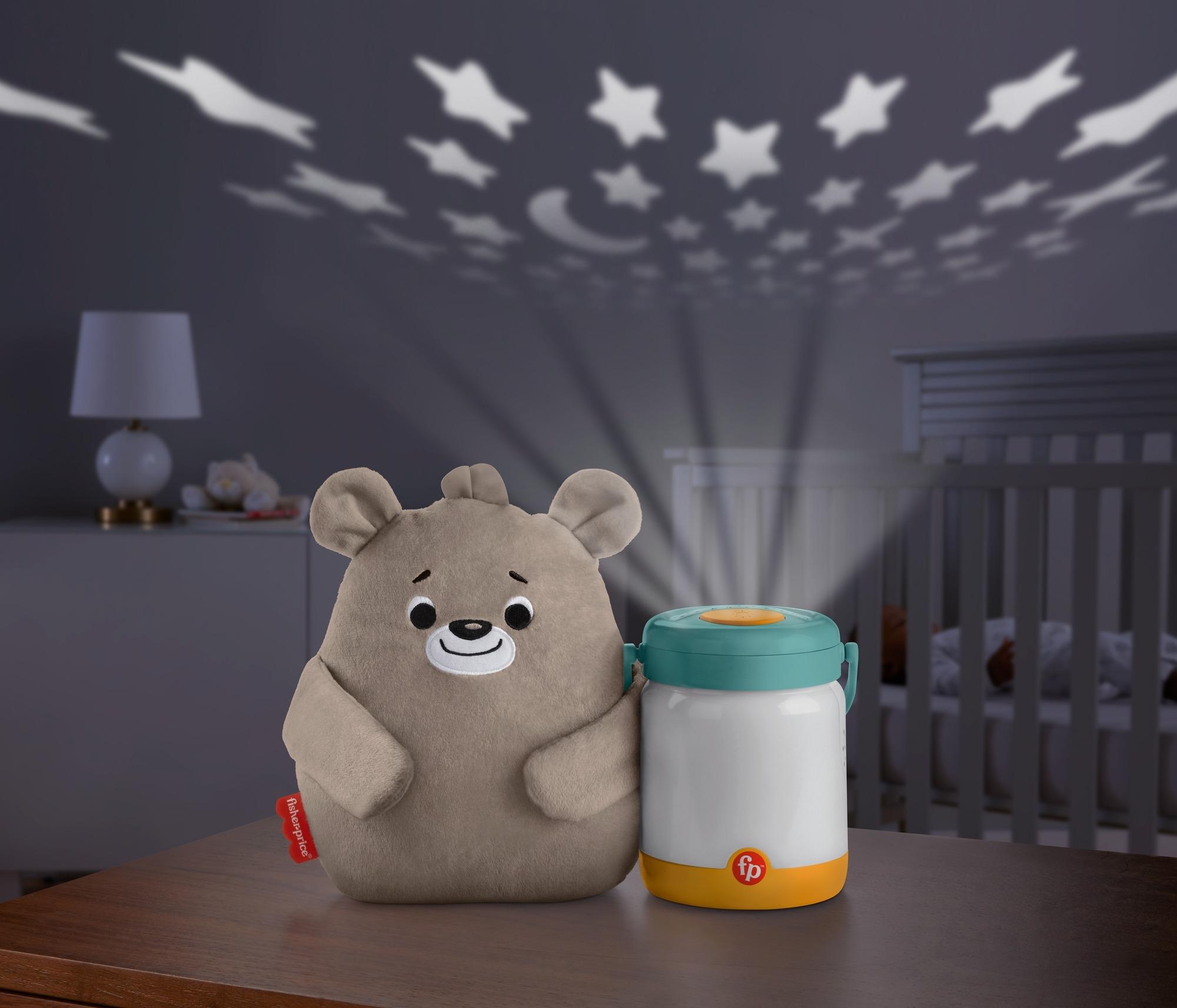 Miś ze świetlikami - Uspokajacz (GRR00)