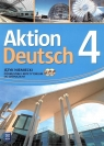 Aktion Deutsch 4 Podr. + 2CD WSIP