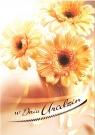 Karnet B6 Kwiaty W Dniu Urodzin FF1208