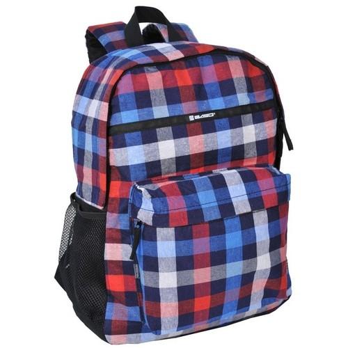Plecak młodzieżowy kolorowa szachownica