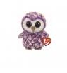 Beanie Boss: Moonlight - maskotka fioletowa sowa, 15cm (36325) Wiek: 3+