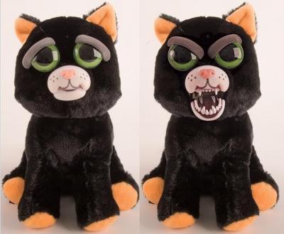 Feisty Pets - Czarny kot