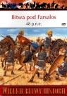 Wielkie Bitwy Historii. Bitwa pod Farsalos 48 p.n.e. + DVD