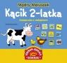 Mądry Maluszek Kącik 2-latka Książeczka z nalepkami