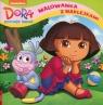 Dora poznaje świat Malowanka z naklejkami (KMN7)