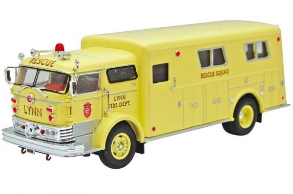 1960 Mack Rettungswagen