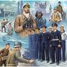 REVELL German Navy Figures (02525)