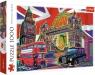 Puzzle 1000: Kolory Londynu (10525) Wiek: 12+