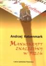 Manuskrypt znaleziony w piecu