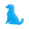 Plastic Stand Piesek niebieski