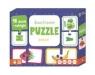 Rosnę i Poznaję dwustronne puzzle Owoce