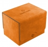 Ekskluzywne pudełko Sidekick Convertible na 100+ kart - Pomarańczowe (08254)