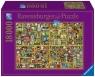 Puzzle 18 000: Magiczna biblioteczka (17825)