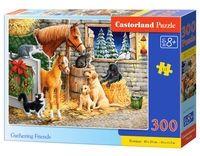 Puzzle Gathering Friends 300 (B-030255)