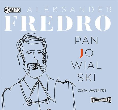 Pan Jowialski (Audiobook) (Audiobook) Fredro Aleksander