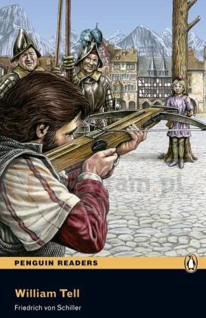 Pen. William Tell NEW bk/MP3 CD (1) Friedrich Von Schiller