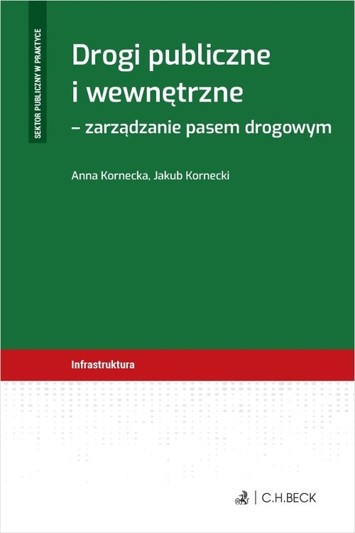 Drogi publiczne i wewnętrzne - zarządzanie pasem drogowym Kornecka Anna, Kornecki Jakub