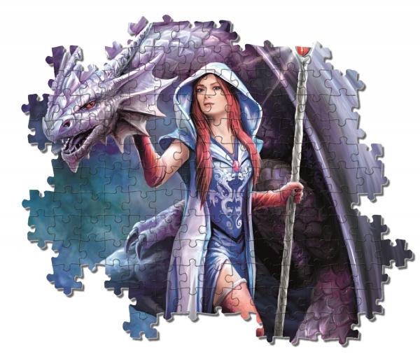 Puzzle 1000: Dragon Mage (39525)