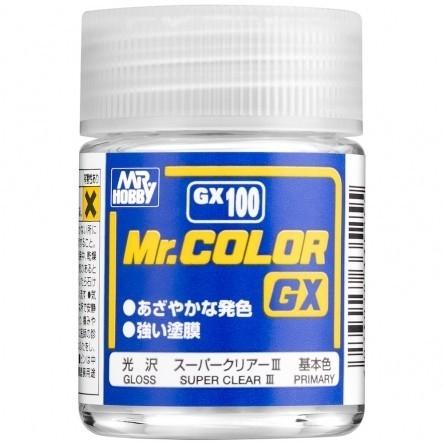 Super Clear III (GX100)