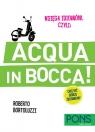Acqua in bocca Księga idiomów Włoski